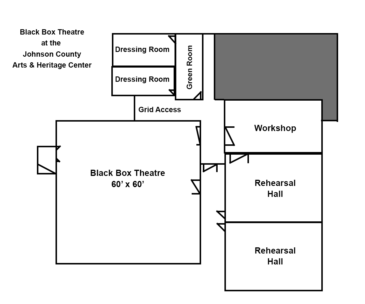 theatre stage specs theatre in the park rh theatreinthepark org Blank Stage Directions Diagram Blank Stage Directions Diagram