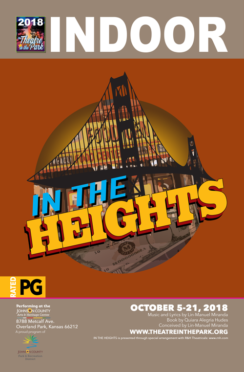 In the Heights show poster