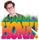 HONK! - Title treatment