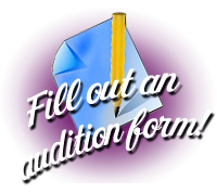 link to fill out an audition form